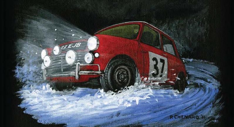 VARAC Vintage Racer December 2011