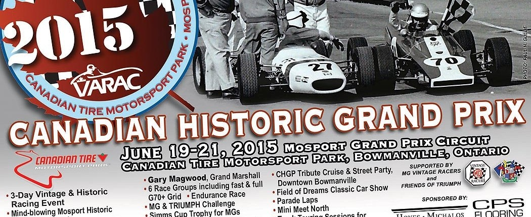 VARAC Canadian Historic Grand Prix