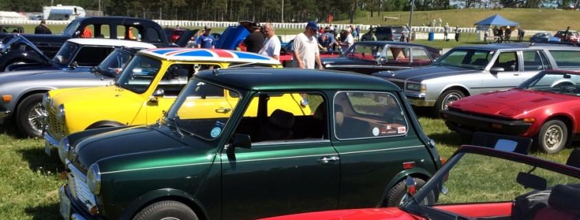 VARAC Field of Dreams Car Show and Parade Laps