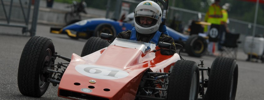 VARAC Vintage Historic Cars to Race Bay of Quinte GP