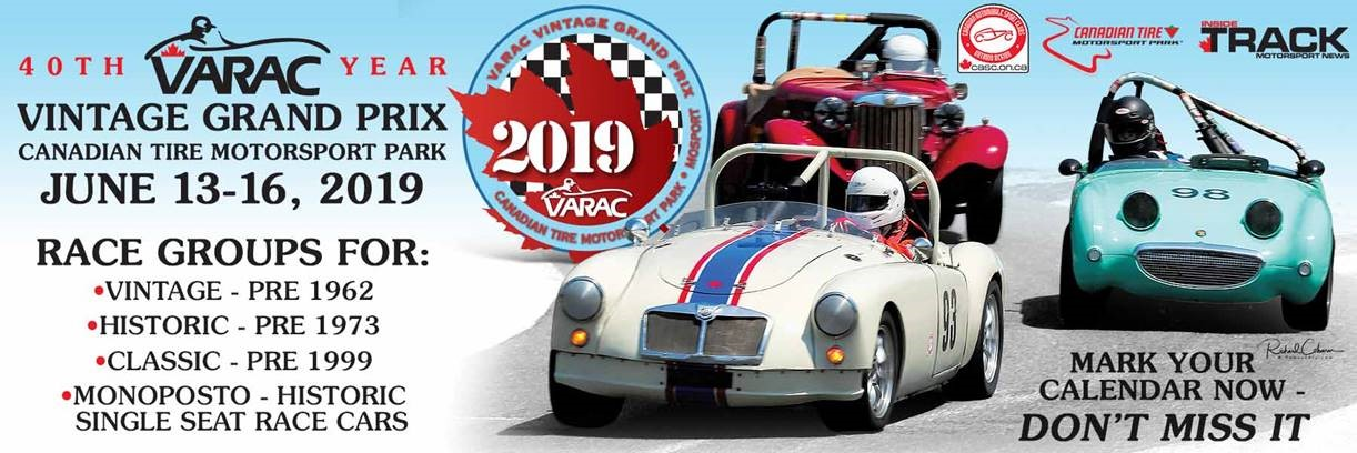 Varac Vintage Automobile Racing Association Of Canada