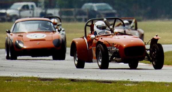 Savannah Vintage Races