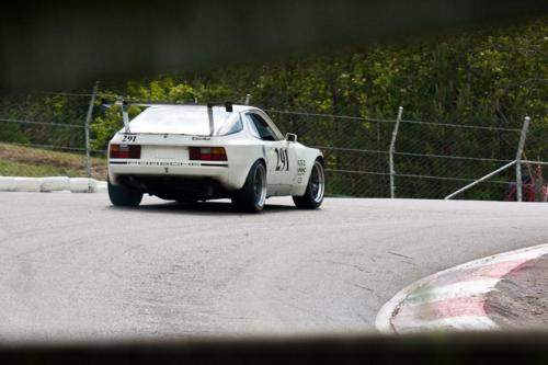 Car 291-Andrew Romocki-1989 Porsche 944 Turbo