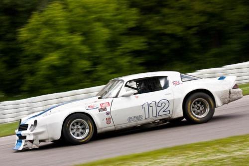 Car 112-Terry Fletcher-
