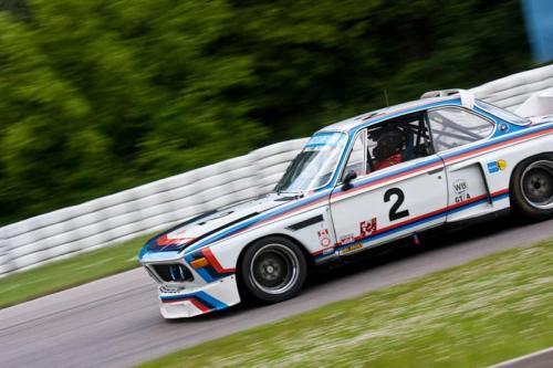 Car 2-Marcus Glarner-1973 BMW 3.0 CSL