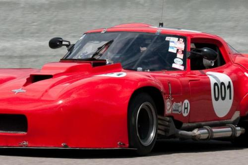 Car 001-John Coome-Marcos GT