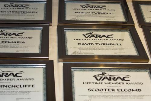 VARAC-Trophies-Awards-2012
