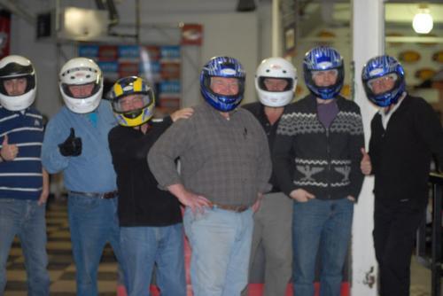 VARAC Karting Jan 9, 2013